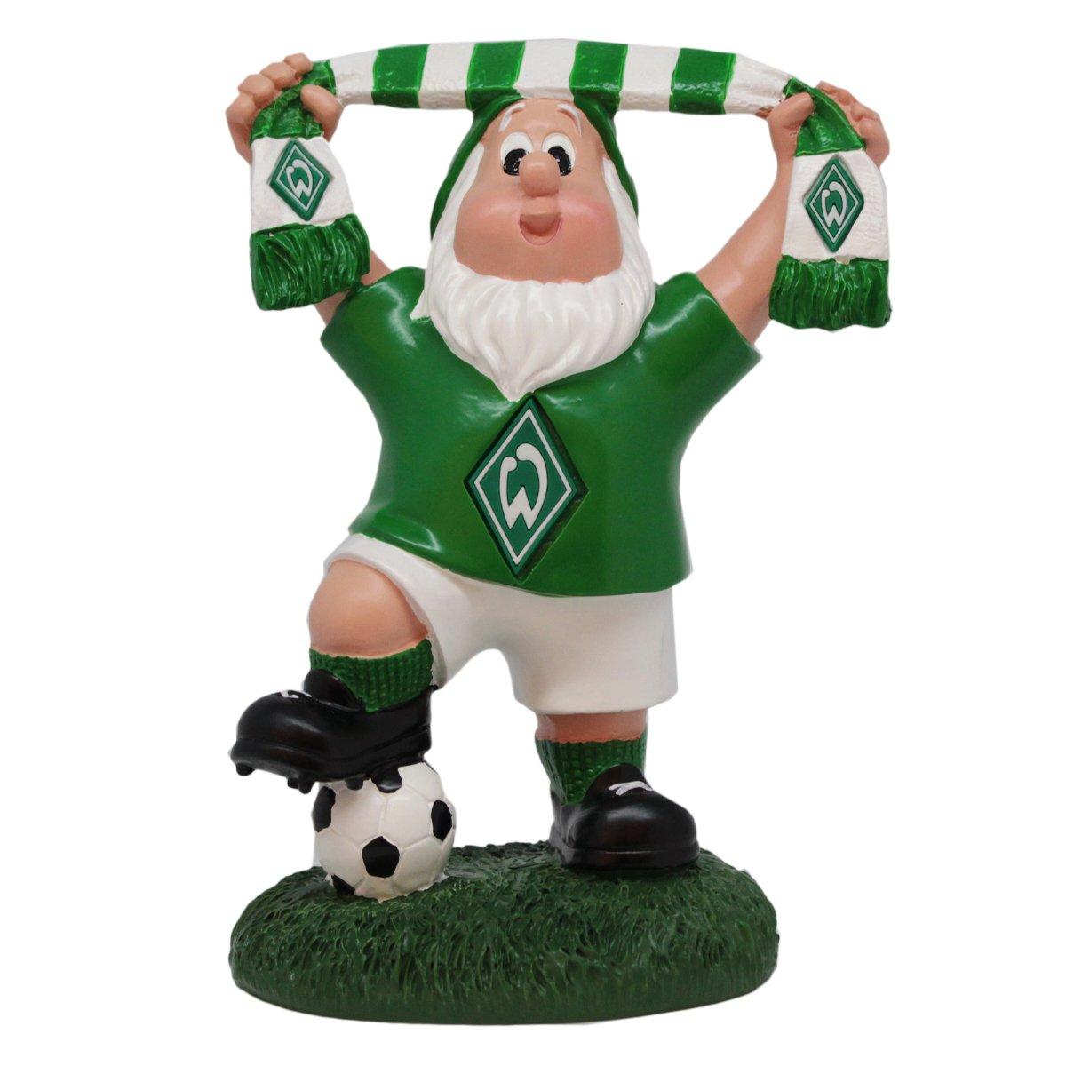 Werder Bremen Gartenzwerg Schal