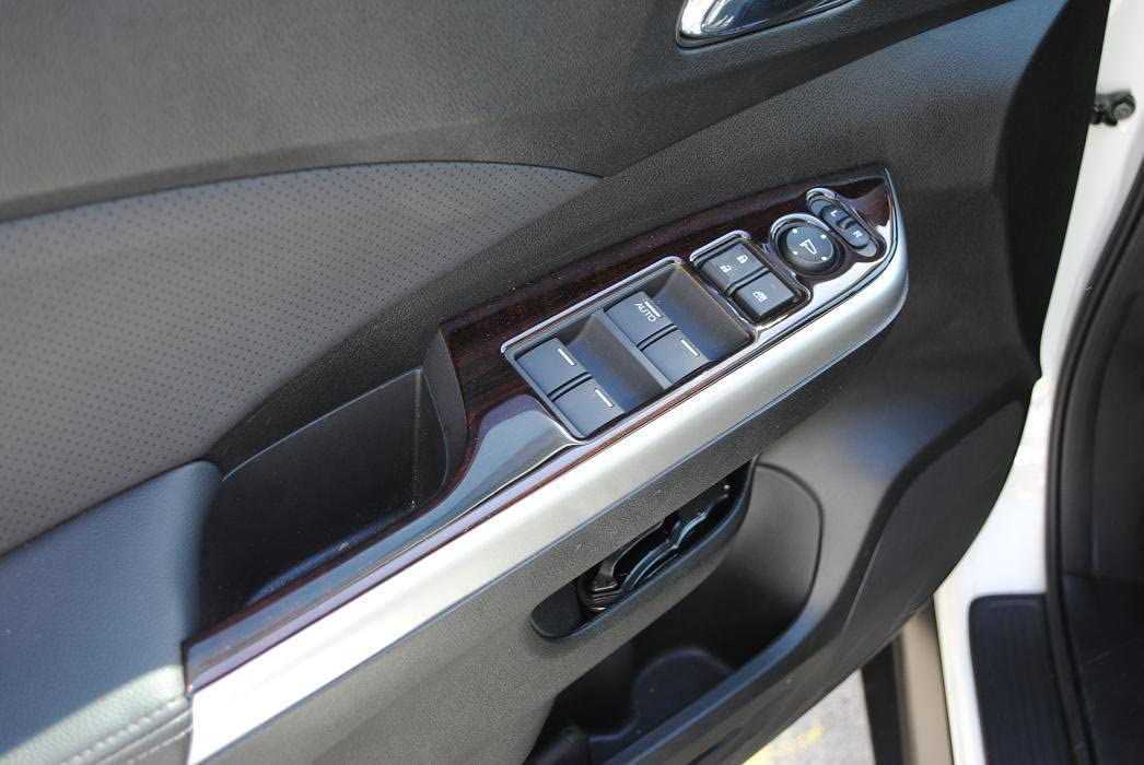 HONDA CR-V CRV INTERIOR LX EX EX-L SPORT WOOD DASH TRIM KIT SET 2015 2016