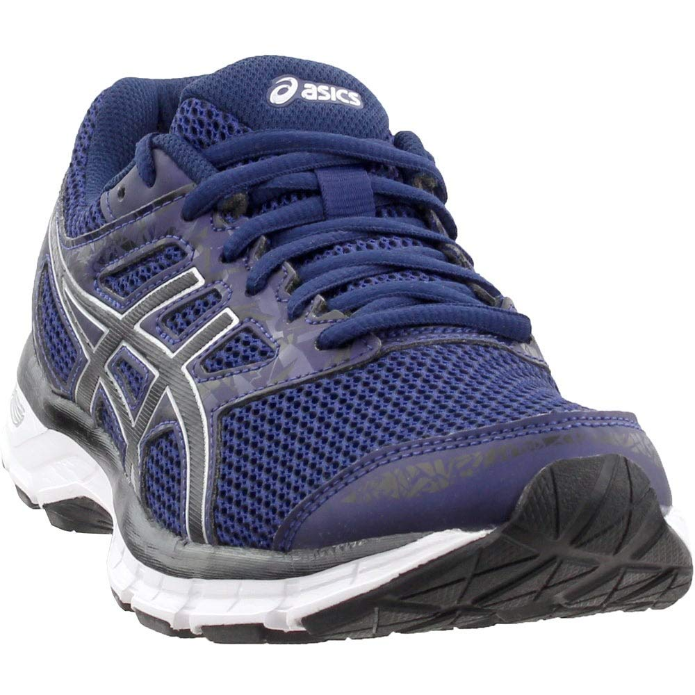 Indigo bleu noir argent 44.5 EU ASICS Gel-Excite 4-M, Chaussures de Course pour Homme voiturebon argent noir 37.5 EU