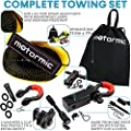 Motormic Recovery Tow Strap Kit