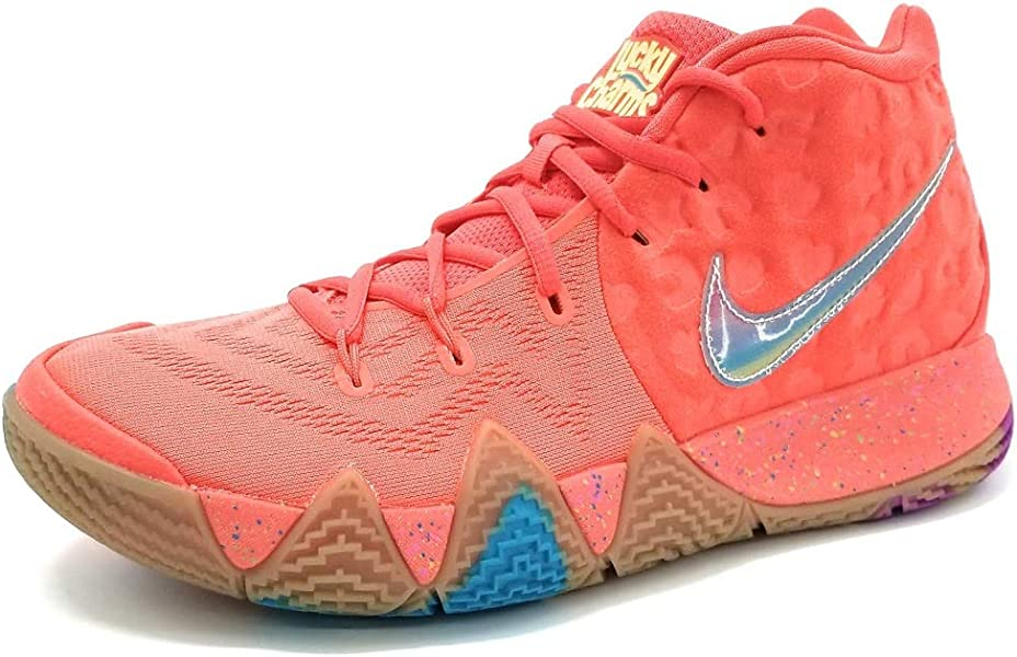 separation shoes 5fbc9 1ae6b Kyrie 4 Lucky Charms Mens Style: BV0428-600 Size: 8