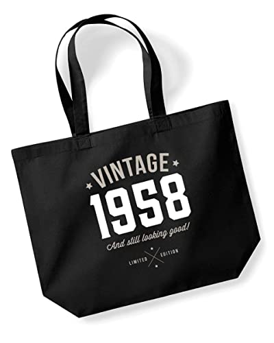 60th Birthday 1958 Keepsake Funny Gift Gifts For Women Novelty