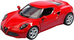 "New Ray 51193 ""Alfa Romeo 4C Model Car"