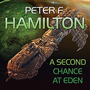 A Second Chance at Eden Audiobook