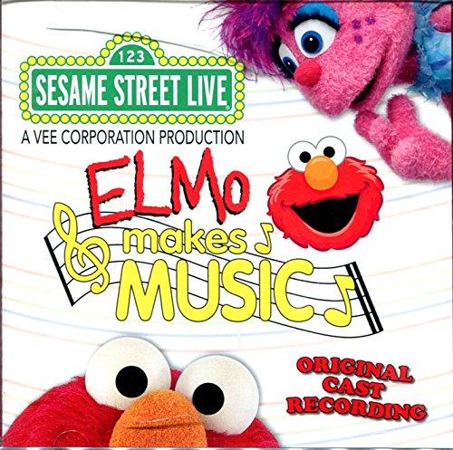 Elmo Makes Music/Original Cast Recording by