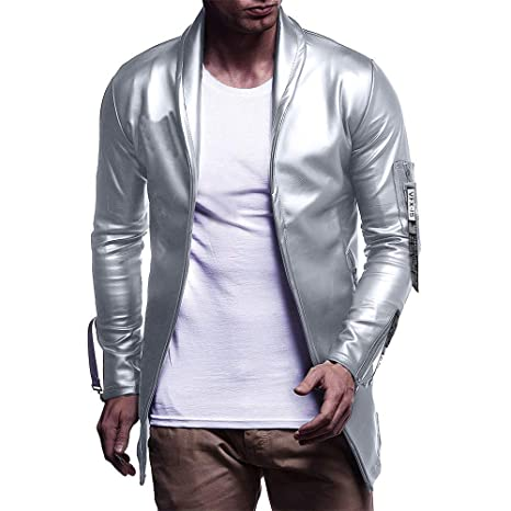 Amazon.com: iYYVV Mens Luxury Gold Autumn Casual Hip Hop ...
