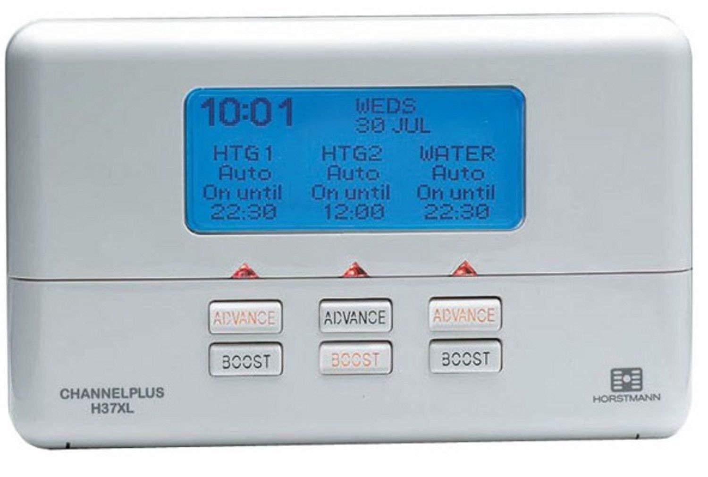 Horstmann H37XL Channelplus Electronic Central Heating Programmer ...