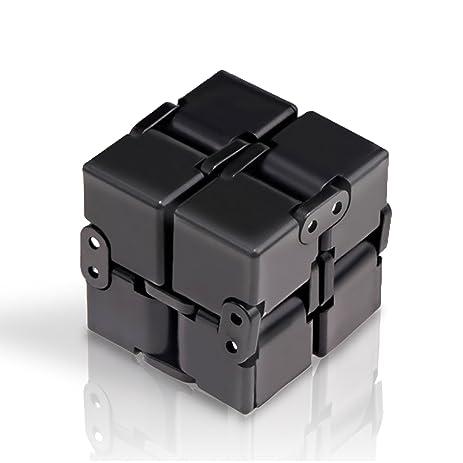 infinity cube amazon. willmall infinity cube fidget toys rubik pressure anti anxiety stress reduction relief toy turn spin edc amazon k