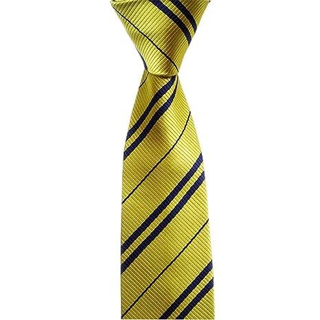 bellelove, los hombres Stripe corbatas, corbatas, diseño de ...