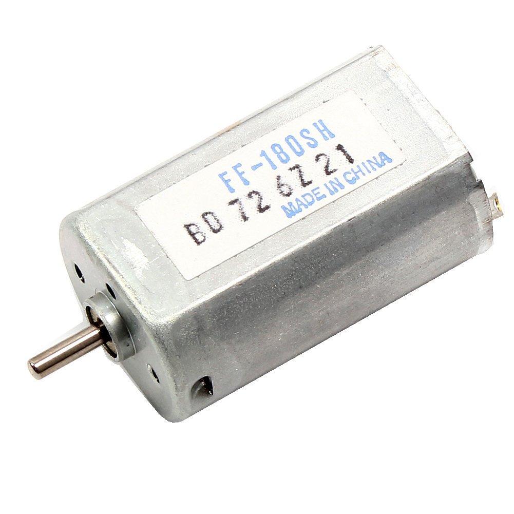 icstation DC 2.4 V 8100rpm Mini imán permanente DC Motor eléctrico ...