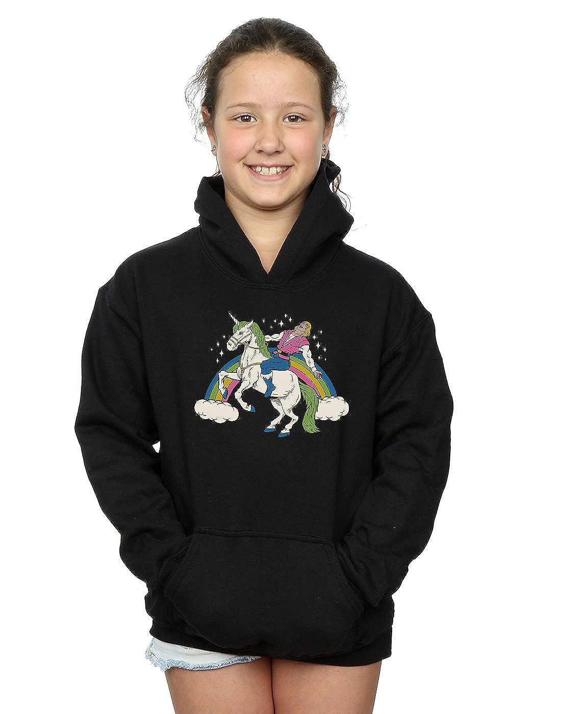 Vincent Trinidad Girls She-Man Unicorn Hoodie