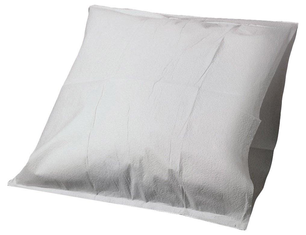 TIDI 10in x 13in Headrest Covers, Tissue/Poly by Tidi