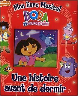 Amazon Fr Une Histoire Avant De Dormir Mon Livre Musical
