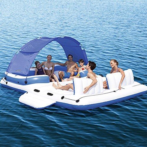 Alta calidad Piscina de flotación Cama flotante El flotador ...