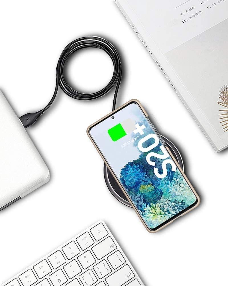 Hexcbay H/ülle kompatibel mit f/ür Samsung Galaxy S20 //S20 Ultra Schutzh/ülle Ultrad/ünne Leichte Matte Handyh/ülle Einfache Sto/ßfeste Kratzfeste Hard Case Cover H/ülle f/ür Anti-Fingerabdruck-H/ülle
