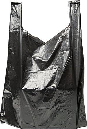 500 bolsas de plástico 15 x 7 x 26. Bolsa para camiseta ...