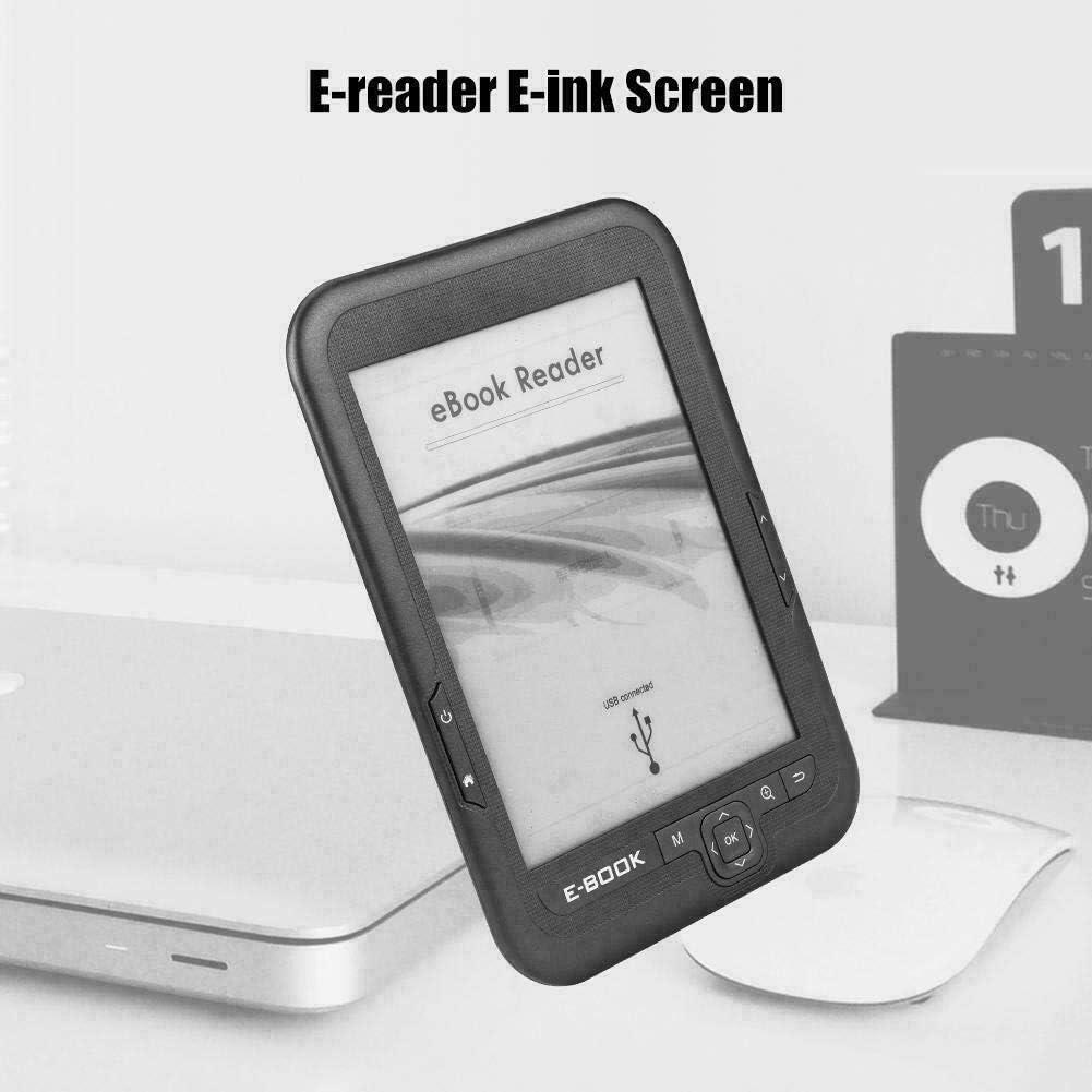 Etase Lector de Ebook de 6 Pulgadas y 4 GB E-Ink Capacitiva e Book ...