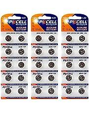 AG10 LR1130 189 LR54 389A LR54 L1131 L1130 SR1130W Alkaline Button Cell Battery (30pcs)
