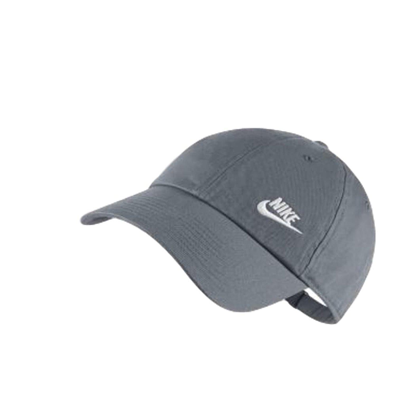 Nike Womens Futura Classic H86 Hat B072MGY7FK One Size|Cool Grey