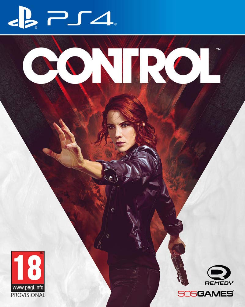 [2019-08-27]Control  PS4, One 61GpWiPyu1L._SL1000_
