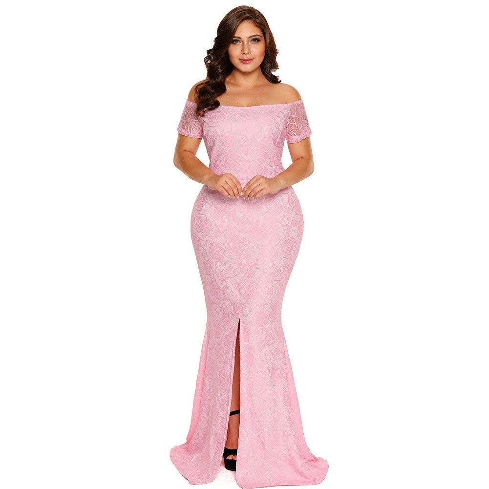 Vestidos Tallas Grandes Plus Ropa De Moda Para Mujer Sexys Casuales ...