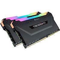 Corsair Vengeance RGB PRO 16GB (2x8GB) DDR4 3600MHz C18 Desktop Gaming Memory Intel XMP2.0 AMD Ryzen