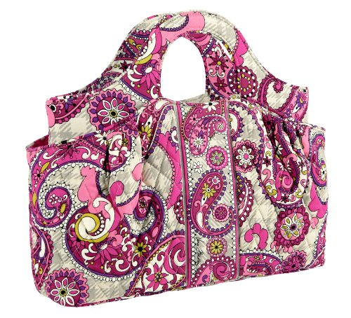 Vera Bradley Abby in Paisley Meets Plaid, Bags Central