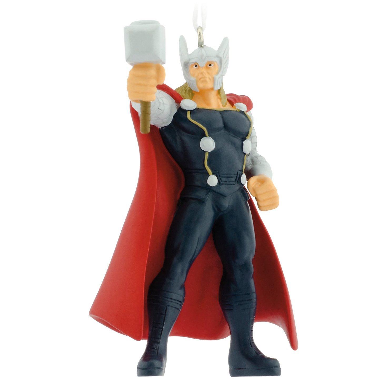 Amazon.com: Hallmark Avengers Thor Christmas Ornament: Home & Kitchen