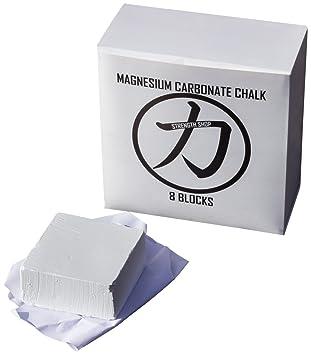 Fuerza tienda carbonato de magnesio taquígrafo - caso de 8 bloques