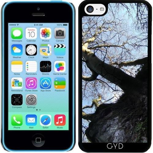 Coque pour Iphone 5c - Les Racines Des Arbres by Cadellin