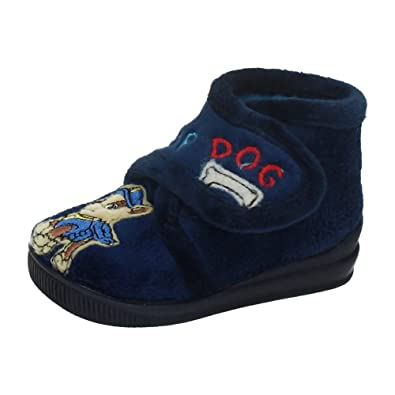 MORANCHEL 14731 Patrulla Canina NIÑO Zapatillas CASA Marino 19: Amazon.es: Zapatos y complementos