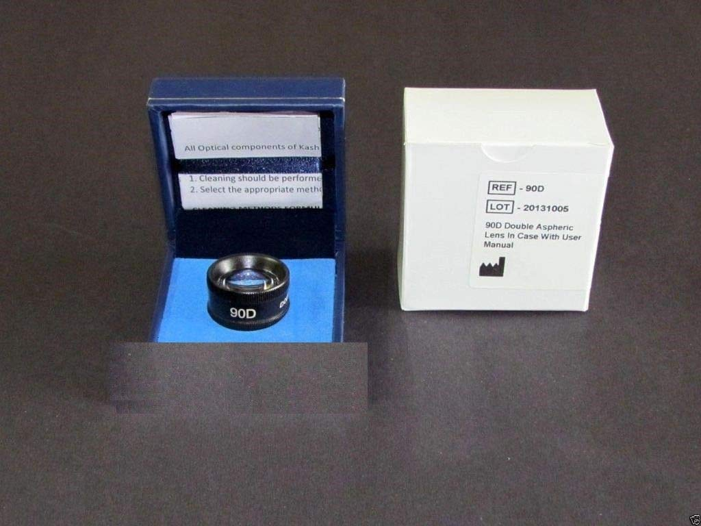 90D Diagnostic Surgical Lens for Slit Lamp