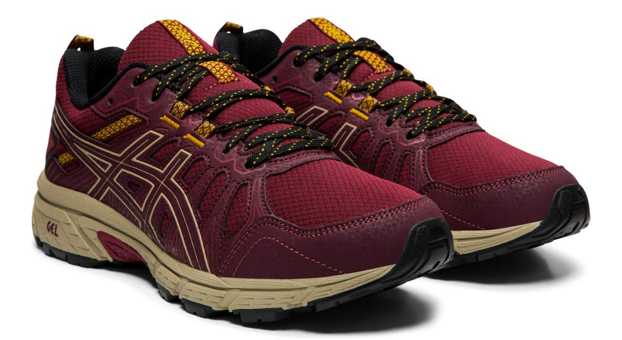 ASICS Gel-Venture 7 Women's Running Shoes, Chili Flake/Wood Crepe, 9 M US by ASICS