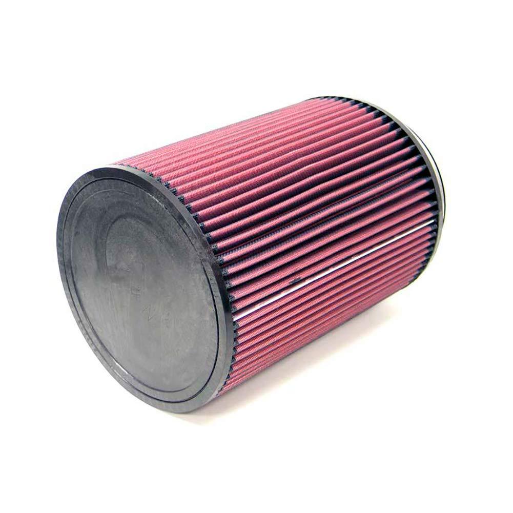 For Your K/&N RU-3270 Filter K/&N RU-3270DR Red Drycharger Filter Wrap