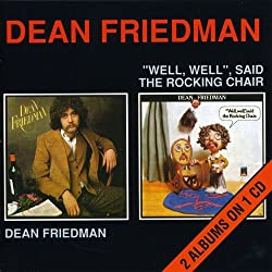 Image of the product Dean Friedman / Well Well that is listed on the catalogue brand of Big Beat Uk.