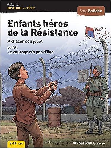 Download Online Enfants héros de la Résistance : 10 romans + fichier pdf