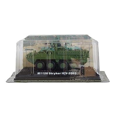 M1126 Stryker ICV - 2003 diecast 1:72 model (Amercom BG-14): Toys & Games