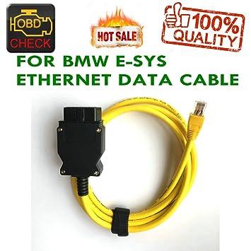 BMW ICOM LAN Cable Kerpen Kabel