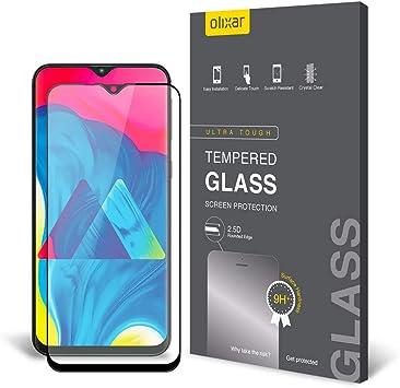 Olixar - Protector de Pantalla para Samsung Galaxy M10 (Cristal ...