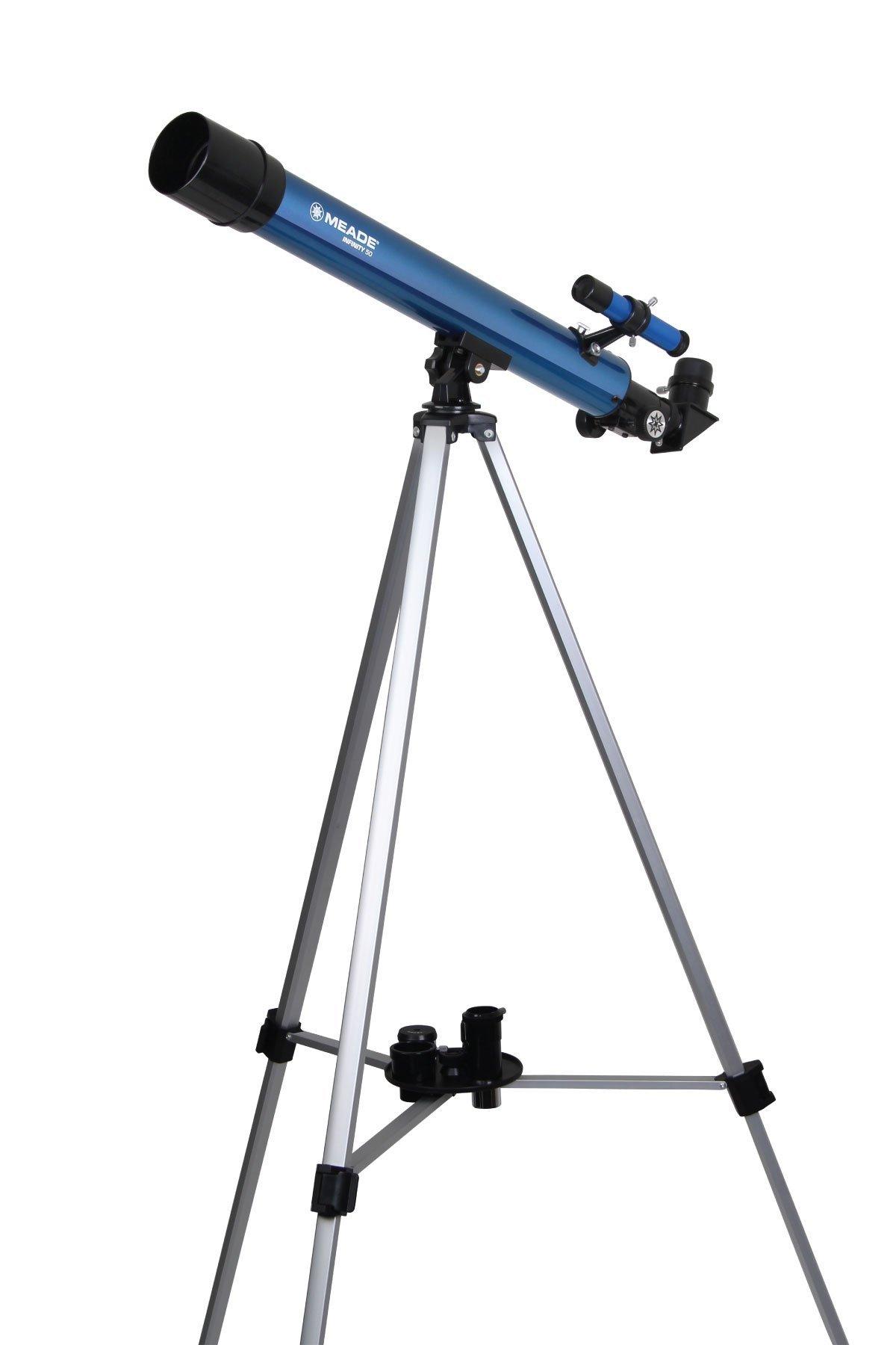 Meade Instruments Infinity 50mm AZ Refractor Telescope (Renewed) by Meade Instruments