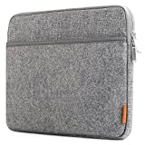 Inateck 13''-13.3'' Felt Laptop Sleeve Bag Fit for MacBook Air/MacBook Pro 2012-2015 and Other 13''-13.3'' Laptops and Tablets, Compatible with 12.9'' iPad Pro - Gray