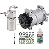 Amazon com: AC Compressor w/A/C Repair Kit For Chevy Silverado GMC