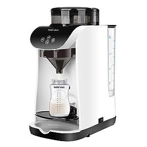 BabyEXO Formula Milk Dispenser Automatic Electric Formula Mixer Warmer Smart Milking Machine for Baby - Easily Make Bottle with Automatic Powder Blending