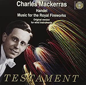 Music for the Royal Fireworks / Cti a Due Cori