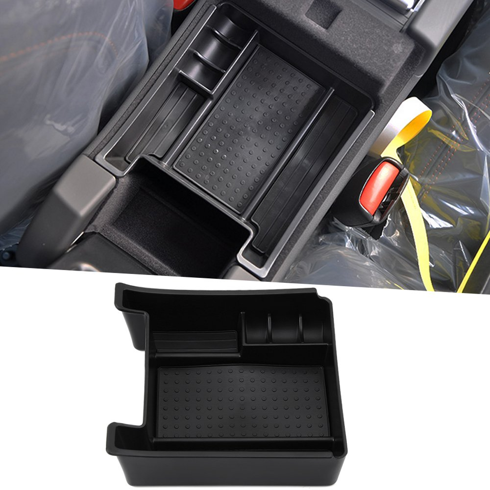Armrest Secondary Pallet Center Contained Storage Box TOPDECO