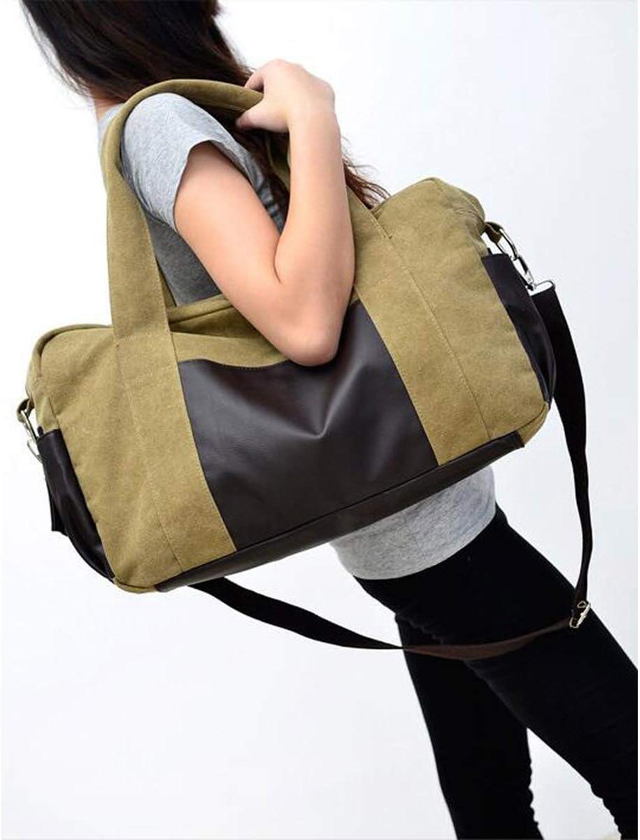 Color : Blue Size: 461428cm Safety Hongyuantongxun Sports Bag Lei Feng Bag Portable Canvas Retro Sports Backpack Tool Bag Large Capacity Gym Bag