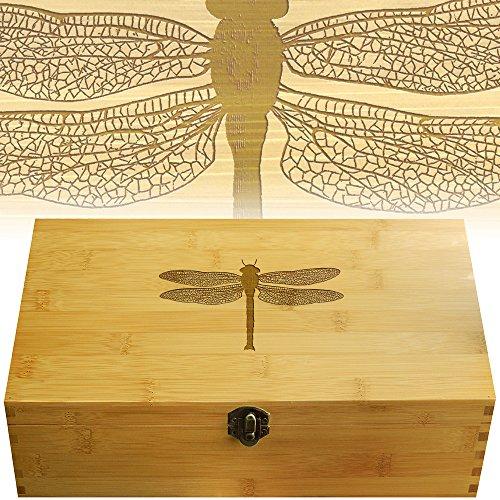 Cookbook People Tea Box - Dragonfly