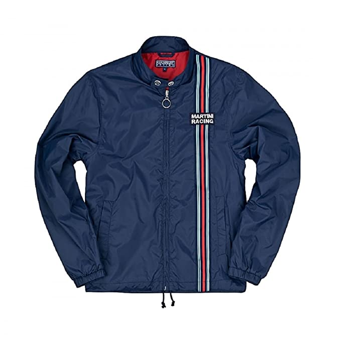 bf4469f7ba2a Martini Racing Windbreaker XL Blue  Amazon.ca  Clothing   Accessories