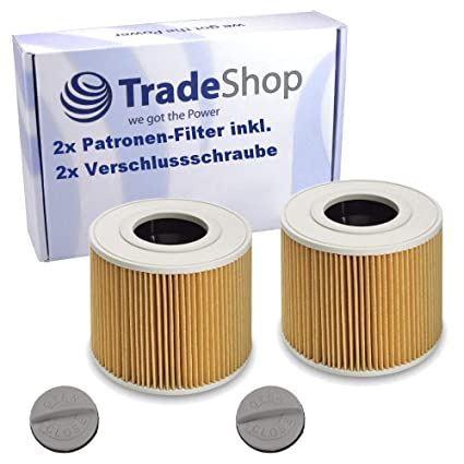 Patronen Filter für Kärcher Professional NT 35//1 TACT
