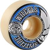 Spitfire Formula 4 99a Classic Forty Niner 49mm White Blue Skate Wheels